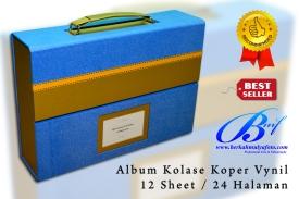 Album Kolase Koper Vynil 1