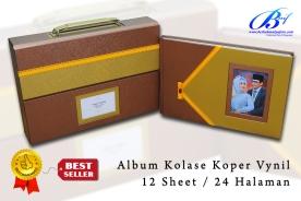 Album Kolase Koper Vynil 3
