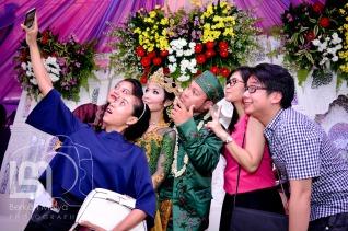 Pernikahan Tina 6