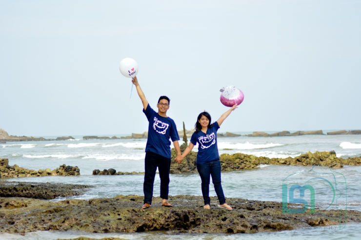 Foto Prewedding di pantai anyer (3 of 48)