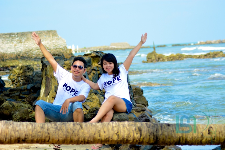 Foto Prewedding di pantai anyer (36 of 48)