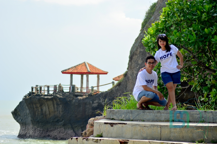 Foto Prewedding di pantai anyer (39 of 48)