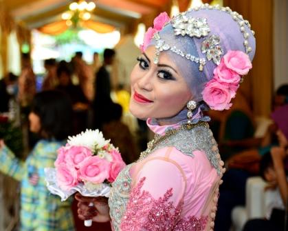 Foto Wedding di jakarta barat roxy selina 1