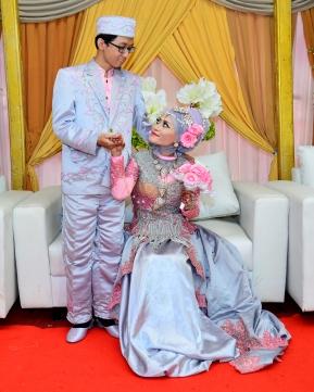 Foto Wedding di jakarta barat roxy selina 2