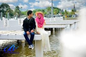 Jasa foto prewedding