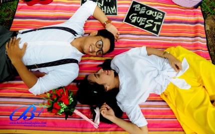 Jasa foto prewedding di taman mini (9)
