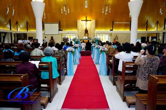 Jasa foto wedding di gereja jakarta utara