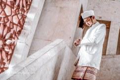 Jasa Foto Wedding di Masjid At Tin Taman Mini