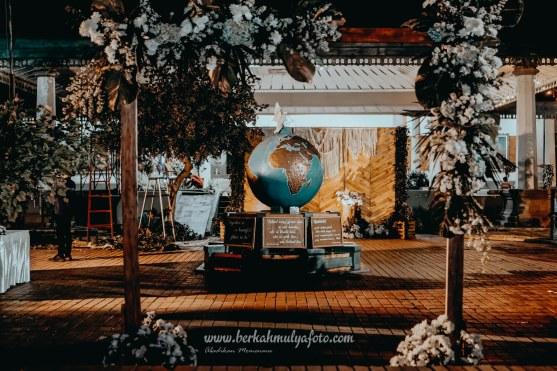 Jasa Foto Wedding di Museum Prangko TMII (3)