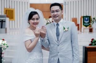 Jasa Foto Pemberkatan di Gereja & Resepsi Pernikahan (38)