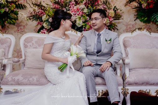 Jasa Foto Pemberkatan di Gereja & Resepsi Pernikahan (42)
