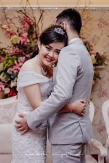 Jasa Foto Pemberkatan di Gereja & Resepsi Pernikahan (43)
