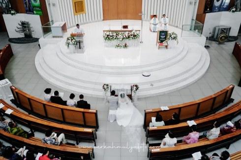 Jasa Foto Pemberkatan di Gereja & Resepsi Pernikahan (7)